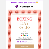 Didn't get the gift you wanted? Shop Boxing Day sales from Dell, ASOS, UNIQLO & more