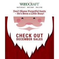 Did Santa Forget Something?