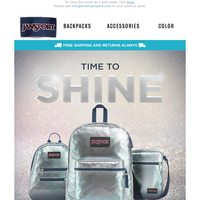 Happy New Year from JanSport