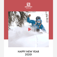Happy New Year from the Salomon Team