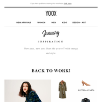 January Inspiration: New Year Style Resolutions