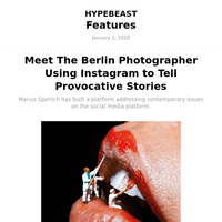 Meet The Berlin Photographer Using Instagram to Tell Provocative Stories