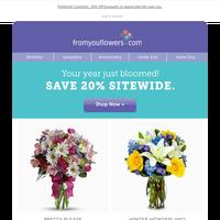 Heartwarming Bouquets Under $30