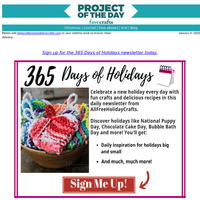 You've Been Gifted: Daily Holiday Inspiration