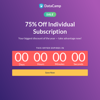 [75% Off] Limited time only!