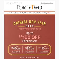 🍊Back By Popular Demand!Chinese New Year Sale🍊