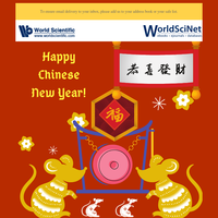 Happy Chinese New Year 2020 from World Scientific!