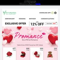 Exclusive Valentines Launch  💓