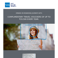The American Express(R) Platinum Travel Credit Card comes with a First Year Fee of INR 3,500 plus applicable taxes