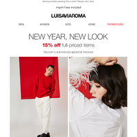 Celebrate Chinese New Year with our special offer!