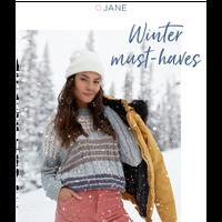 ☃️  Build a new winter wardrobe