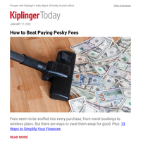SPECIAL: Easy Moves to Trim Your Budget in 2020