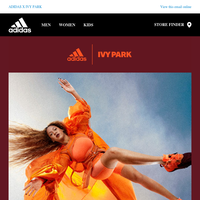 adidas x IVY PARK has arrived