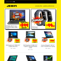 Back to school deals on Computers, IT & more