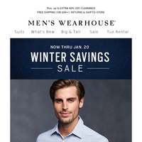 Stock up: 4/$125 dress shirts