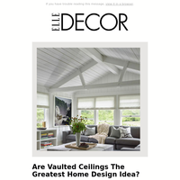 Are Vaulted Ceilings The Greatest Home Design Idea?