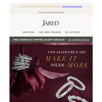 Your Guide to the Perfect Valentine's Day Gift