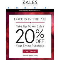 Your Day = Made. Take Up to 20% Off