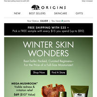 Winter-Weary Skin? Discover Our Curated Regimens