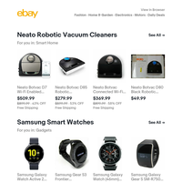 😍 Like Smart Home and Gadgets? Check out these popular finds.