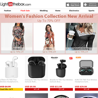 Perfect Presents & Prices - Women's Shirts From USD $2.99