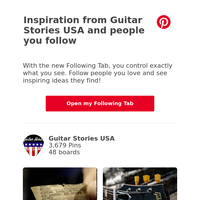 Hi {NAME}! Guitar Stories USA just posted a new idea!