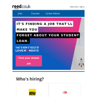 Love Mondays: Here and Now, Festival Republic, Kober Ltd and more brands are hiring graduates right now