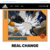 adidas Originals - Stand together with Superstar