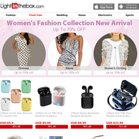 Women's Fashion Collection New Arrival-Up To 70% OFF