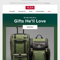Inspire Adventure – Valentine's Day Gifts He'll Love