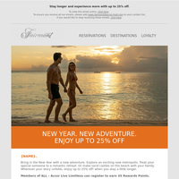 {NAME}, plan your first adventure of the New Year