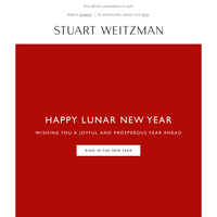 Lunar New Year Wishes from SW