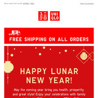 Celebrate Lunar New Year with 24-hour deals!