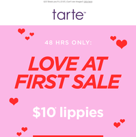 love at first sale ❤️