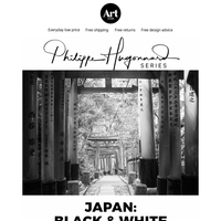 Philippe Hugonnard's love letter to Japan.