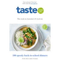 100 speedy back-to-school dinners