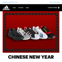 The Chinese New Year collection.