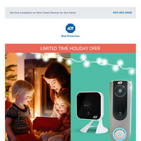 New Year, New Deals: Get Free Installation Specials from ADT