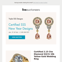 Triple SSS Designs | Certified SSS New Year Designs