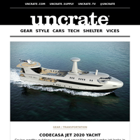 Codecasa Jet 2020 Yacht & more
