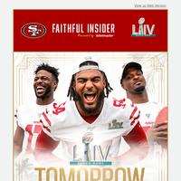 🔈The Sound of Championship Football: Super Bowl LIV 49ers vs. Chiefs