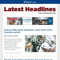 KUsports.com Headlines for February 4