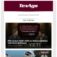 Fisher & Co. wrap up a 'tremendous' 2020 class, plus breaking down A&M's 2020 on-field possibilities
