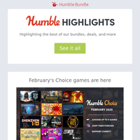 This week at Humble: New Humble Choice games, Far Cry franchise sale, and more!