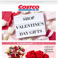 In-Warehouse & Online £40 Vue Cinema Gift Cards Multipack £29.99  | Surprise Your Valentine with Something They'll Love!