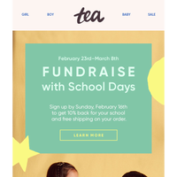 ✏️ Sign up by Sunday to Get 10% Back for Your School