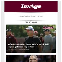 Grading A&M's 2019 & 2020 signing classes by position, plus Coach Justin Seely talks Aggie baseball