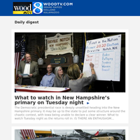 What to watch in New Hampshire's primary on Tuesday night (12 February 2020, for {EMAIL})