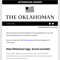 New Oklahoma logo, brand unveiled; Sooners set date for spring game; and more