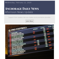 Broad Alaska lottery proposal from Gov. Dunleavy could lead to sports betting
